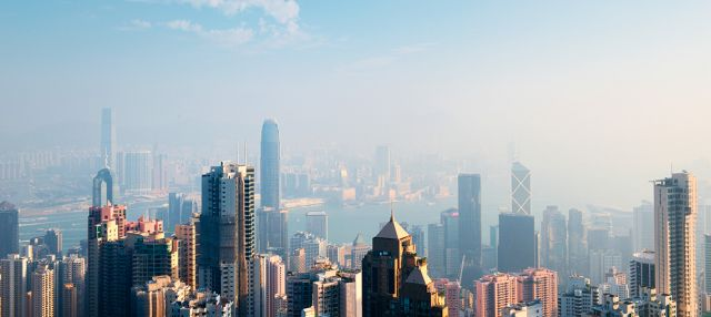 Stunning views in City Guide Hong Kong