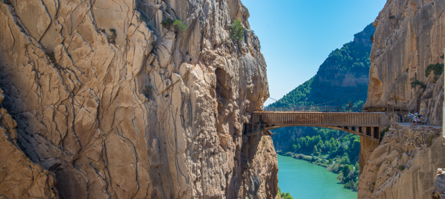 Caminito del Rey – the most dangerous, but safe hiking trail in the world