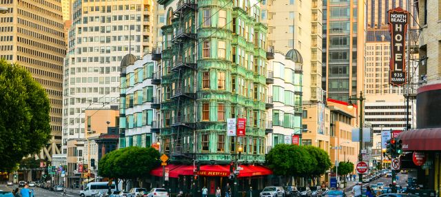 Relive the beatnik days in San Fran