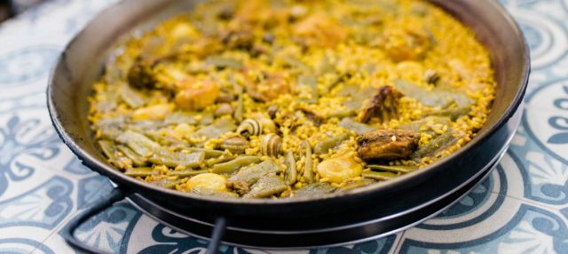 Valencia – home of the paella
